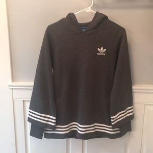 "adidas originals ""cape"" hoodie"